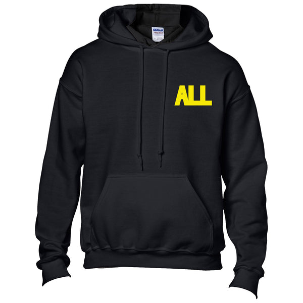 ALL - Allroy Pullover Hoodie (Black)
