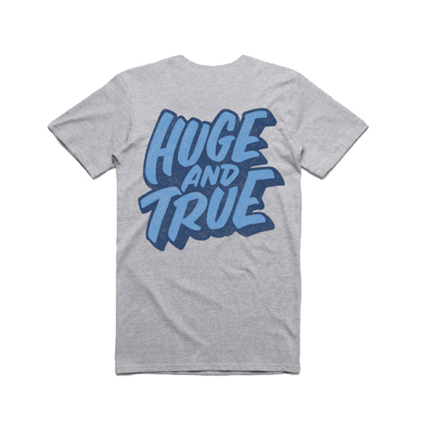 Alex Lahey -Huge and True Tee (Grey)