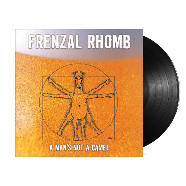 Frenzal Rhomb - A Man's Not A Camel LP (Black)