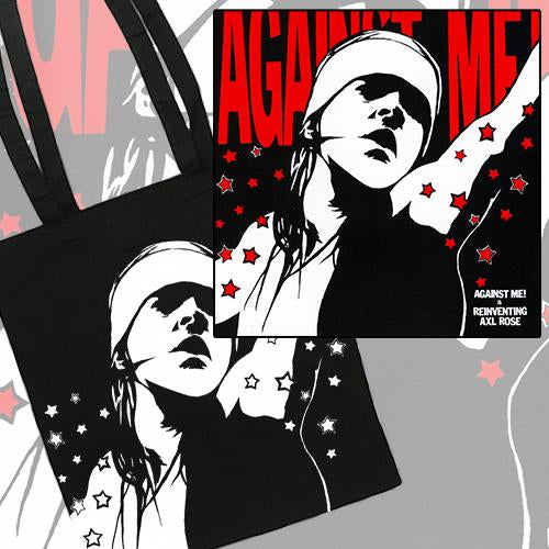 Against Me! - Reinventing Axl Rose LP (Colour)  + Tote Bag