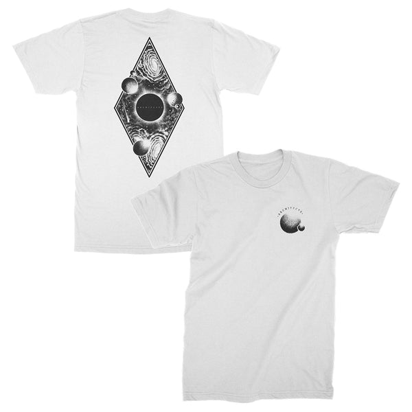 Architects - Cosmos Eclipse T-shirt (White)
