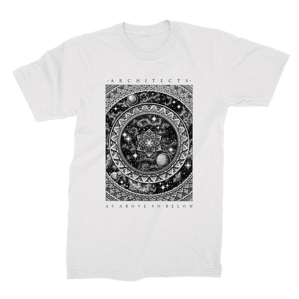 Architects - As Above T-shirt (White)