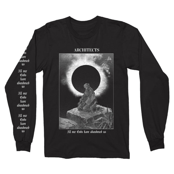 Architects - Abyss Longsleeve Tee (Black)