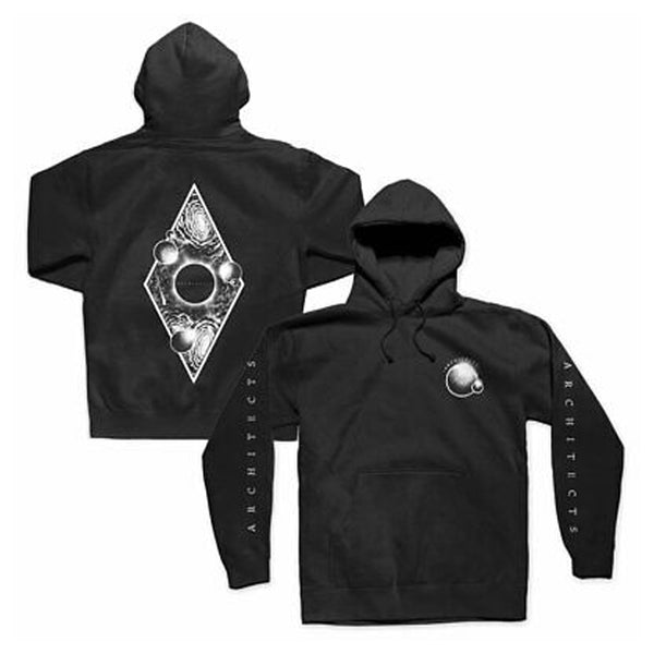 Architects - Eclipse Pullover Hoodie (Black)