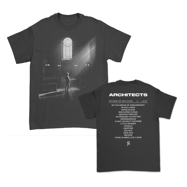 For Those That Wish To Exist Cover Tee (black)