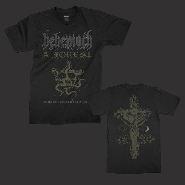 Behemoth A Forest T-Shirt (Black)