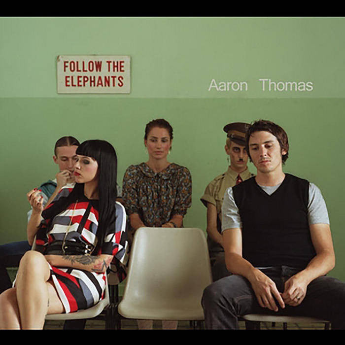 Aaron Thomas Follow The Elephants CD