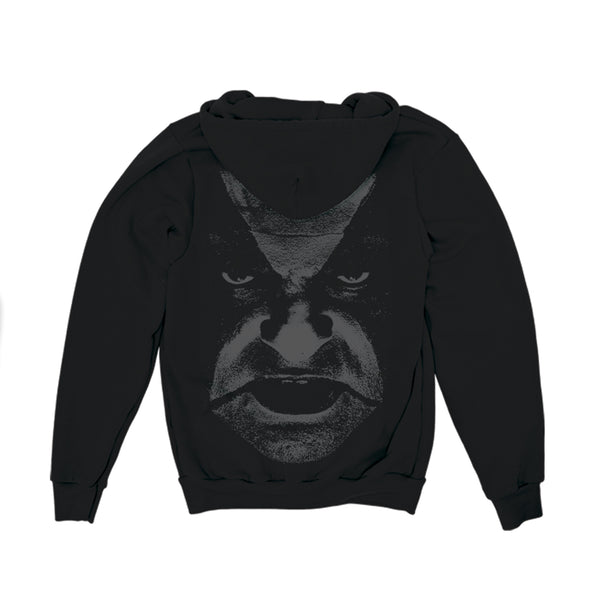 Abbath – Outstrider Close Up Pullover Sweatshirt (Black)