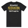 Abramelin 30 Years Of Death Metal T-shirt (back)