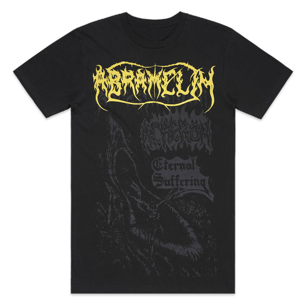 Abramelin 30 Years Of Death Metal T-shirt (front)