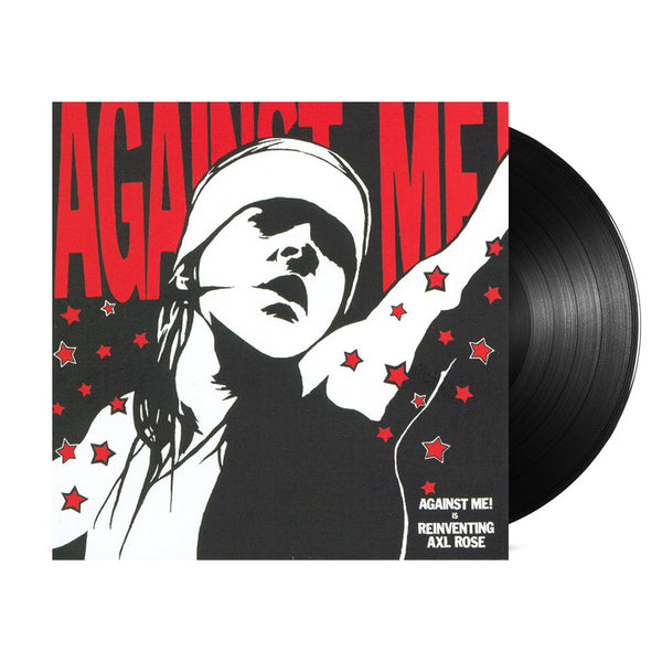 Against Me! Reinventing Axl Rose LP (Black)