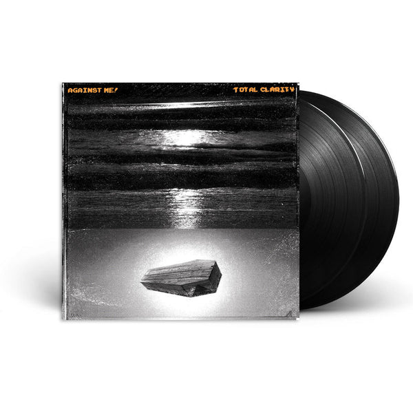 Against Me! Total Clarity 2LP Black