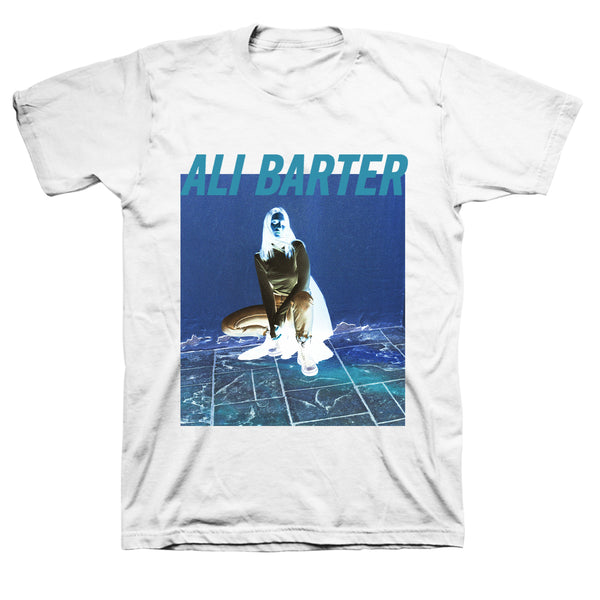 Ali Barter - Photo Tee (White)
