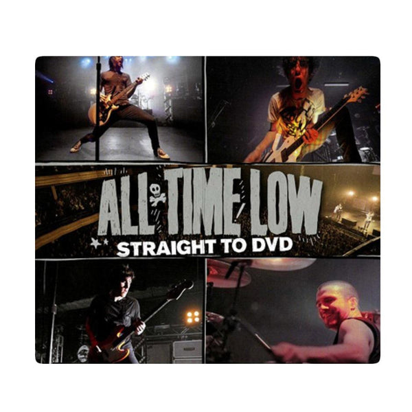 All Time Low- Straight To DVD CD/DVD