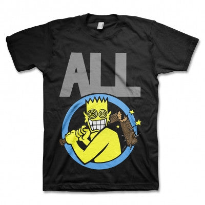 Allroy Broken Bat T-shirt