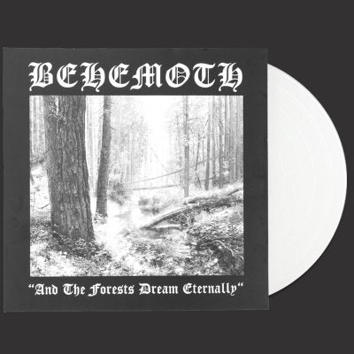 Behemoth – And the Forests Dream Eternally LP (Clear)