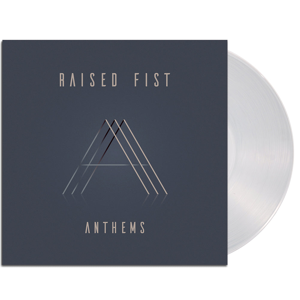 Raised Fist - Anthems LP (Clear)