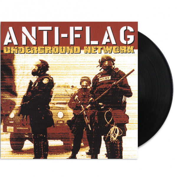Anti Flag - Underground Network LP
