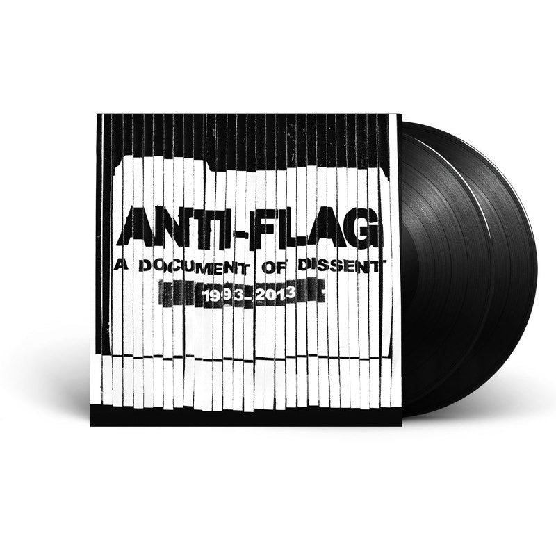 Anti Flag - A Document of Dissent 2LP Black