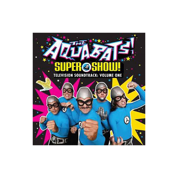 The Aquabats - Super Show Soundtrack: Volume One CD