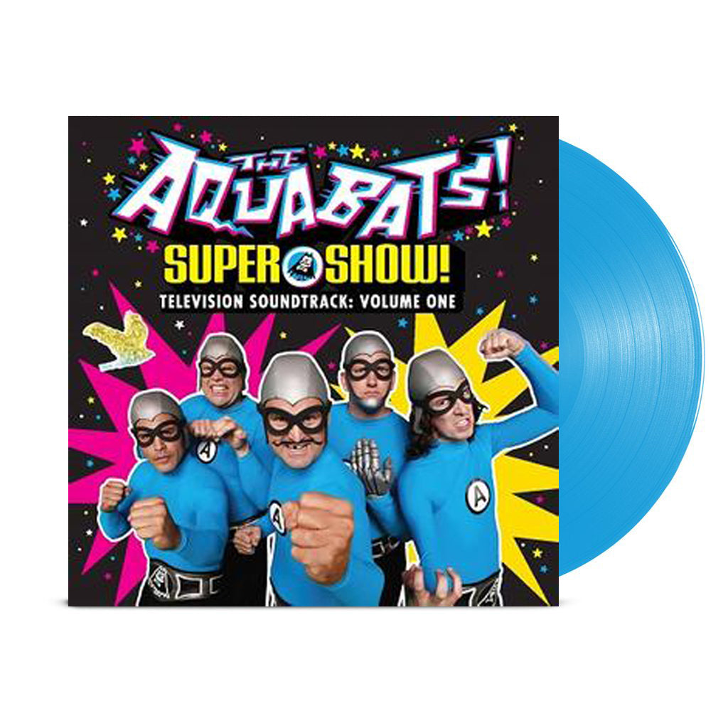 The Aquabats - Super Show Soundtrack Vol. 1 LP (Blue)