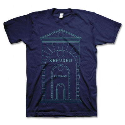 Refused Arch T-shirt (Navy)