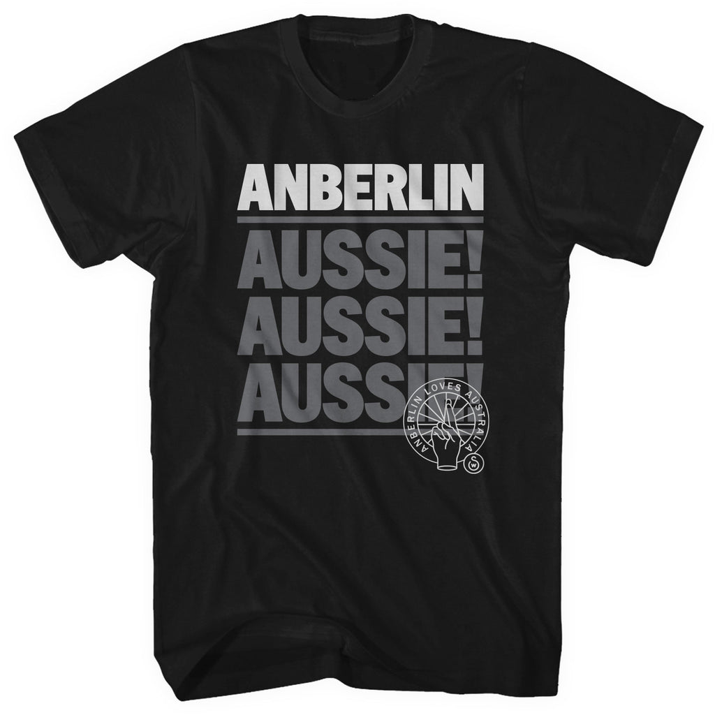Anberlin - Bushfire Relief Tee (Black) - Limited Edition