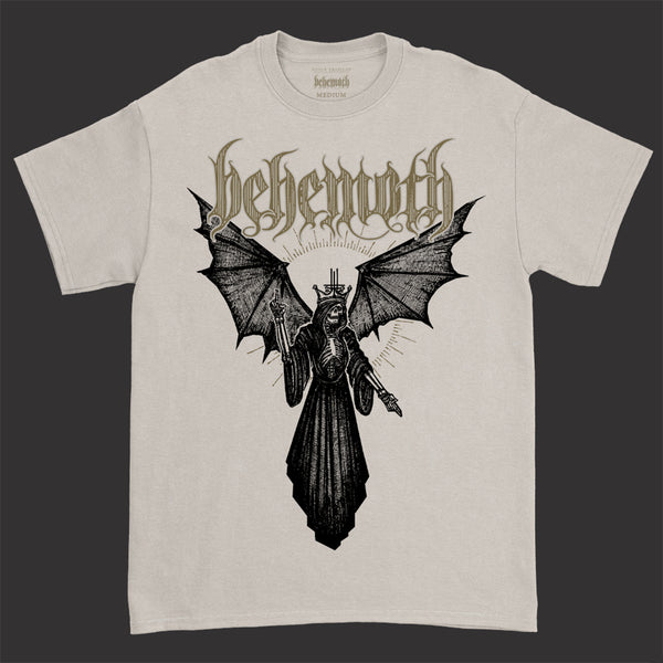 Behemoth - Angel Of Death T-Shirt (Natural)