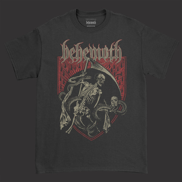 Behemoth - Death Entity T-Shirt (Black)