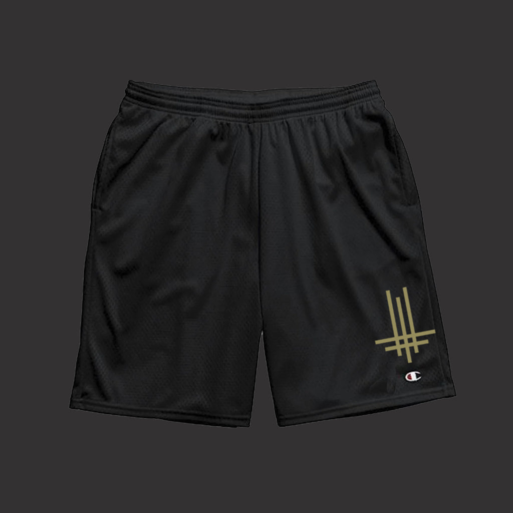 Behemoth - Triumviratus Champion Shorts (Black)