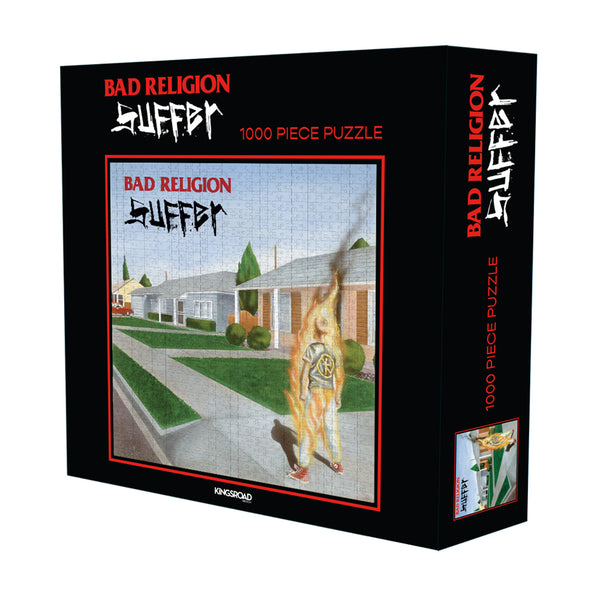 Bad Religion - Suffer 1000 Piece Puzzle