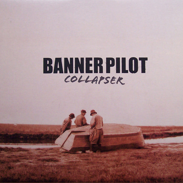 Banner Pilot - Collapser  CD