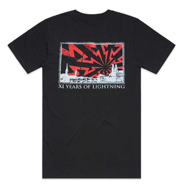 Bolzer -XI Years Of Lightning T-Shirt