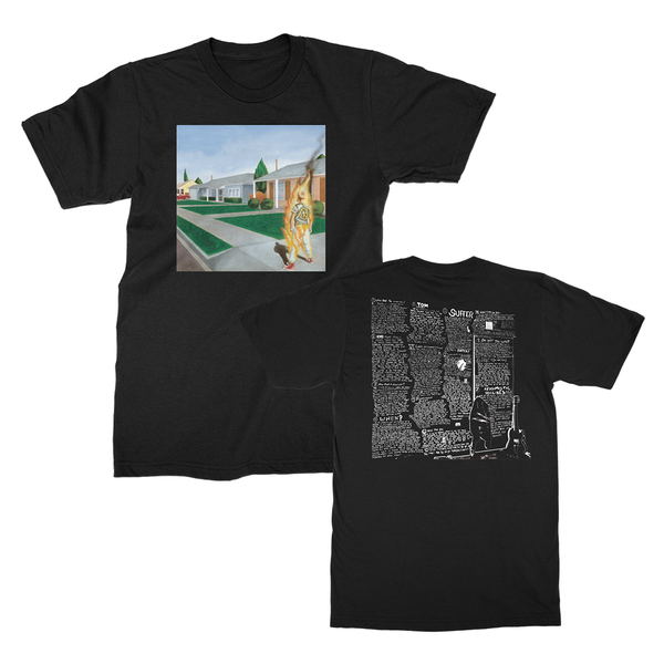 Bad Religion - Suffer Album Tee (Black)