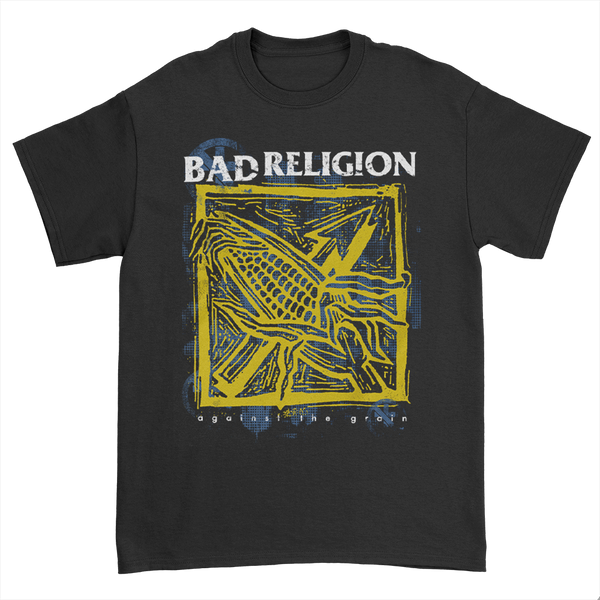 Bad Religion - Against The Grain 2020 T-shirt (Black)