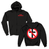 Bad Religion - Cross Buster Zip Hood (Black)