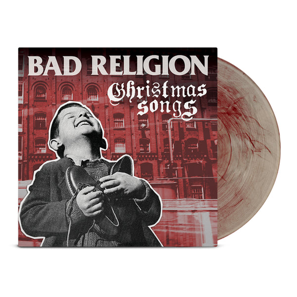 Bad Religion - Christmas Songs LP (Clear/Red)