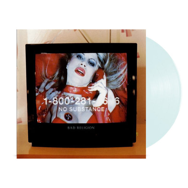 Bad Religion - No Substance LP (Clear)