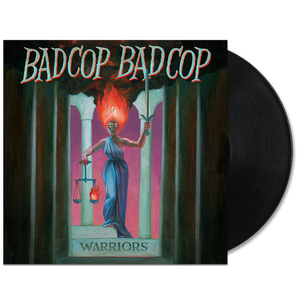 Bad Cop/Bad Cop - Warriors LP (Black)