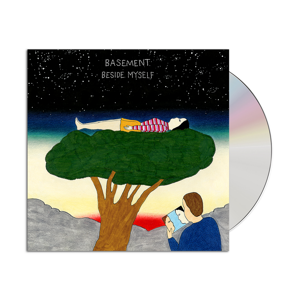 Basement - Beside Myself CD