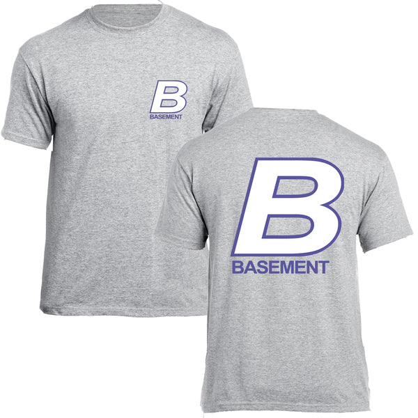 Basement - B-Sport T-shirt (Heather Grey)