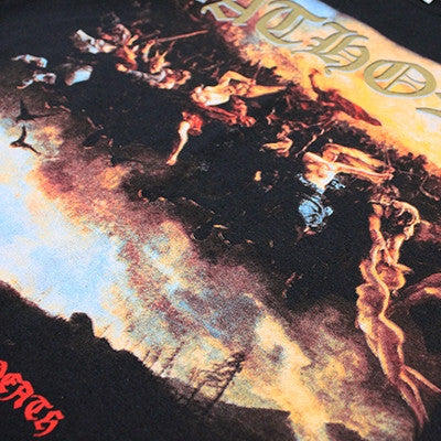 Blood Fire Death T-shirt