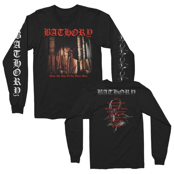 Bathory - Under the Sign of the Black Mark Long Sleeve