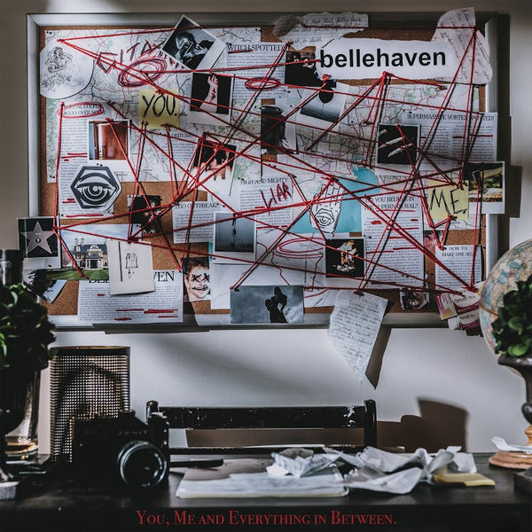 Belle Haven - Me, You and Everything In Between CD