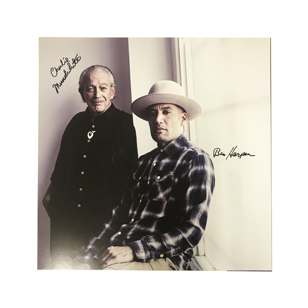 Ben Harper & Charlie Musselwhite - No Mercy In This Land LP (Black)