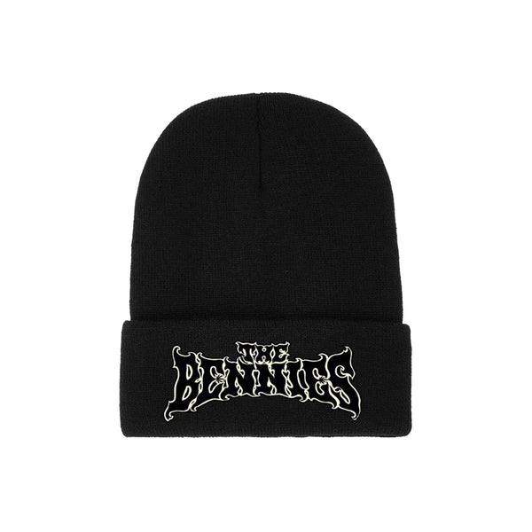 The Bennies - Acid Logo Beanie (Black)