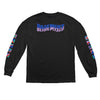 Basement - Beside Myself Longsleeve back