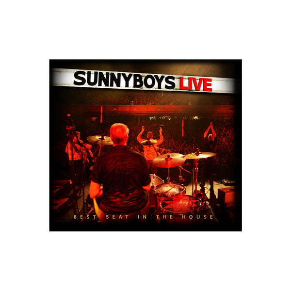 Sunnyboys - Best Seat In The House CD