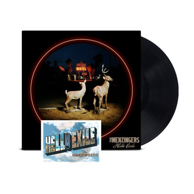 The Menzingers - Hello Exile LP (Black) + Flexi-disc