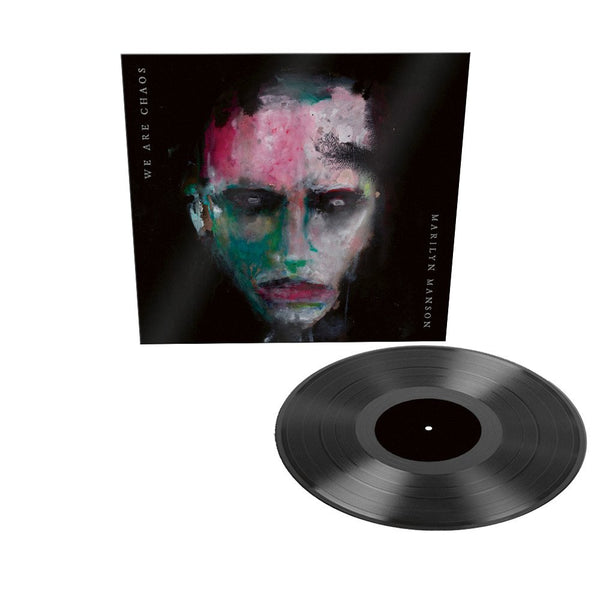 Marilyn Manson - WE ARE CHAOS LP (Black)